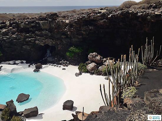 Pool in Jameos del Agua
