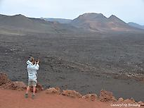 Timanfaya views