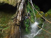Cascada exterior
