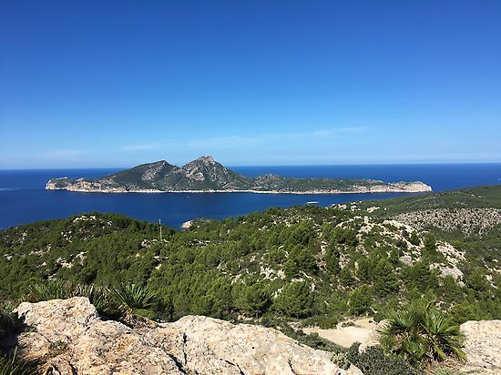 Views of the Dragon Island