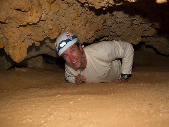 Caving and crawling