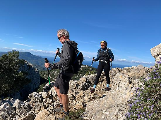 Hiking in Valldemossa