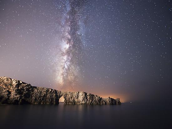 The amazing coast of Minorca