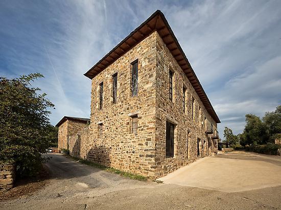 Bodega Pittacum en Arganza