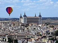 Viaje en globo sobre Toledo