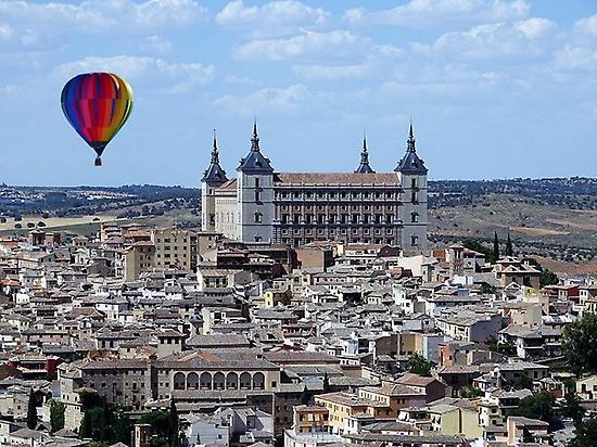 The best views of Toledo