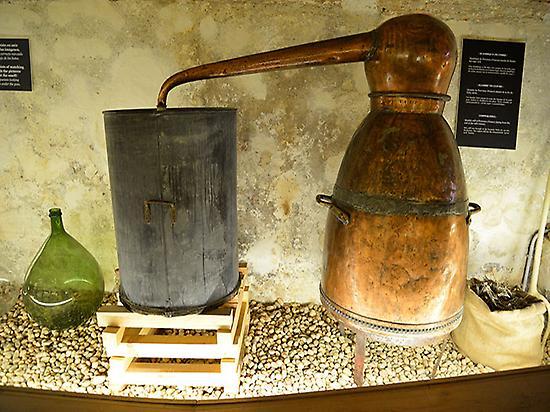 Alembic used to distill perfumes