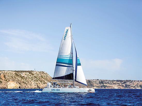LIFE&SEA Catamaran