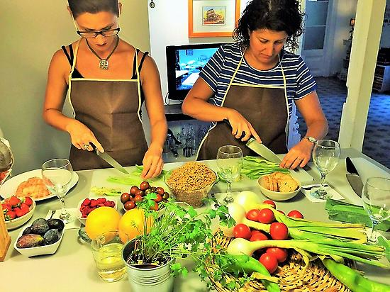 Mediterranean Cooking Workshop