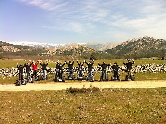 Segcitytours_La Pedriza 6