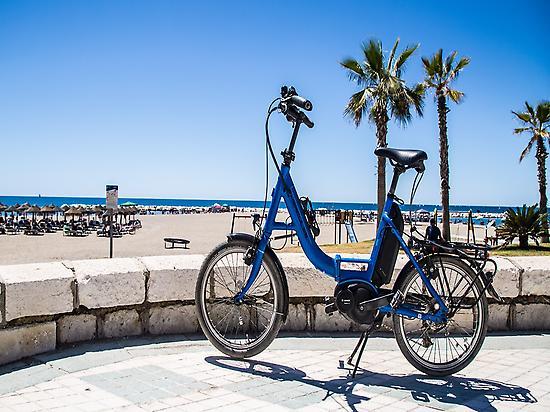 E-bike Tour en playas de Malaga