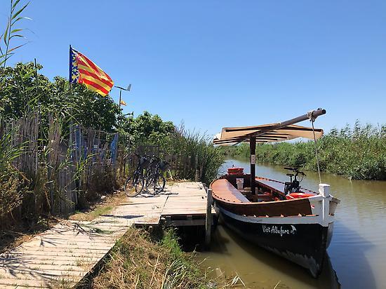 Bike & Boat Port EL Saler Albufera