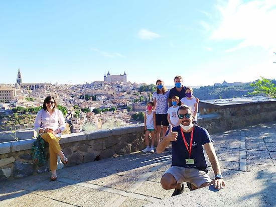 The group in Toledo