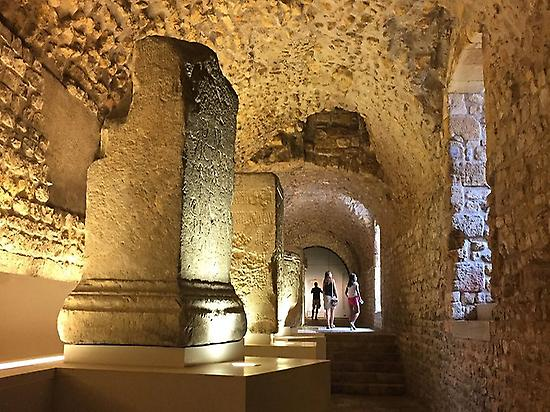 Roman remains Tarragona