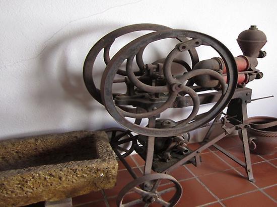Wine making machinery
