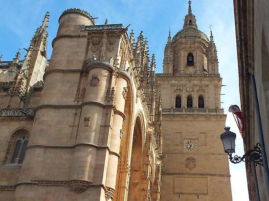 Torres catedrales