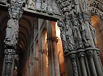 Portico de la Gloria , Santiago Cathedra
