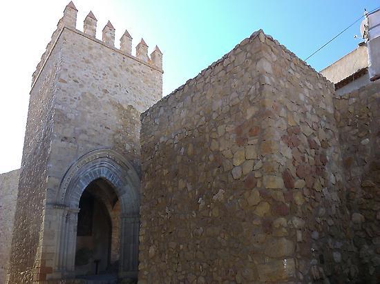 Porche de San Antonio / St. Antonio Gate