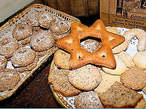 Hebrew biscuits and cakes