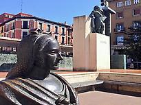Goya's monument