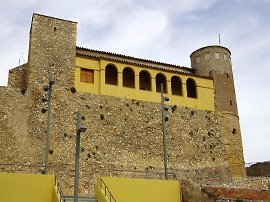 Castillo Os de Balaguer