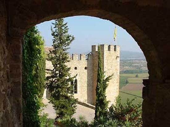 Montsonís Castle