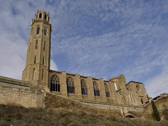 Seu Vella of Lleida