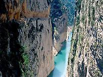 Montrebei Gorge