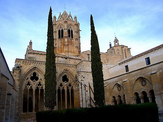 Royal Monastery Vallbona de les Monges