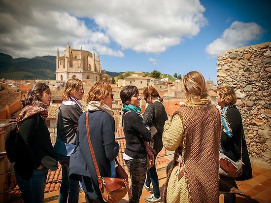 Views from Fassina Balanyà