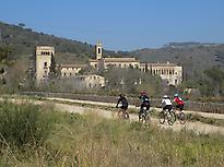 Path of the Monasterty of Sant Jeroni