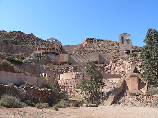 Excursión por las antiguas minas