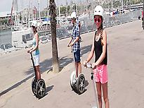 Segway Tour of Barcelona