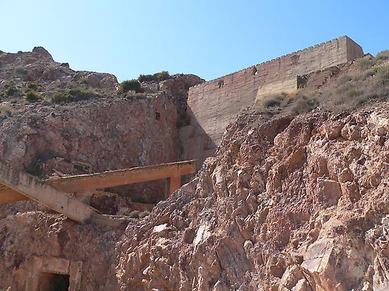 Antiguas minas del Cabo de Gata