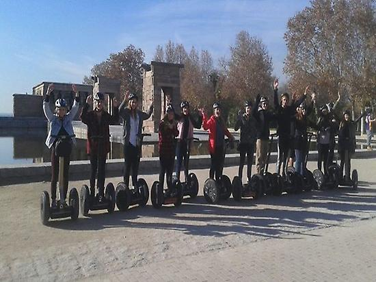 Segway for friends