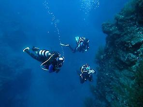 Scuba Diving immersion