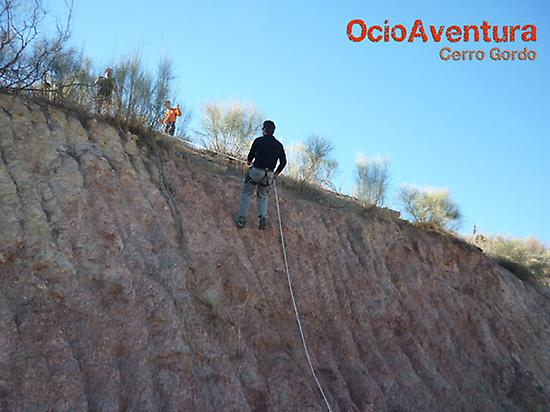 Rappel in Malaga, Granada and Cordoba