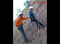 Rappel in Andalusia