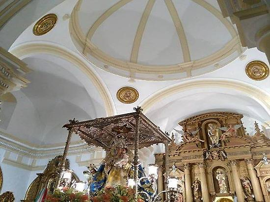 Dome of the Church of San Miguel