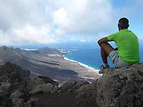 Pico de la zarza, natoural adventure