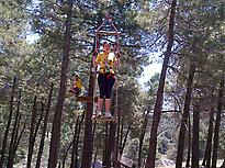 Tree-Top Adventure Park Granada