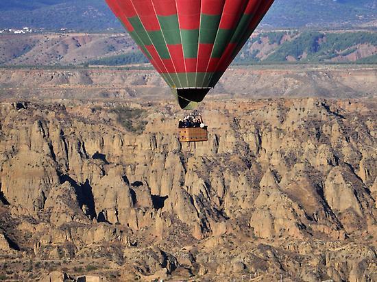 Balloon Flight Guadix