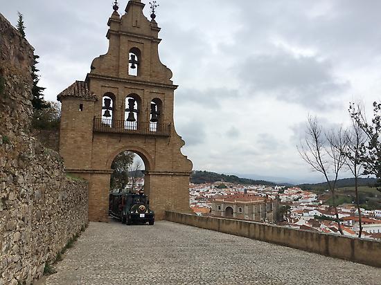 """Ruta Patrimonial: """"Cerro del Castillo"""""""