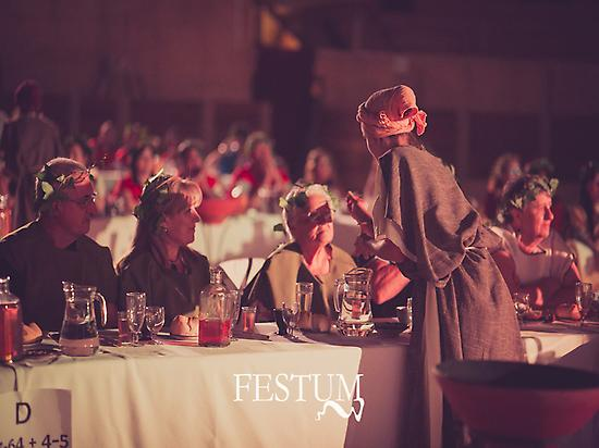 The Roman Banquet