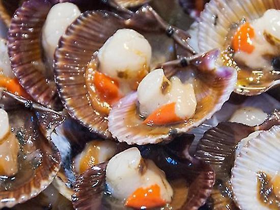 "Galician seafood"" workshop"