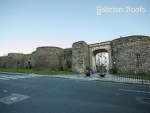 THE ROMAN WALL LUGO