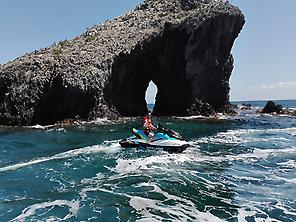 Excursion en jet ski de 3 heures