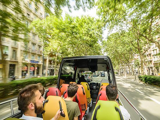 Premium Cabrio Minibus
