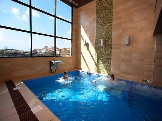 Spa, piscina hidrotermal