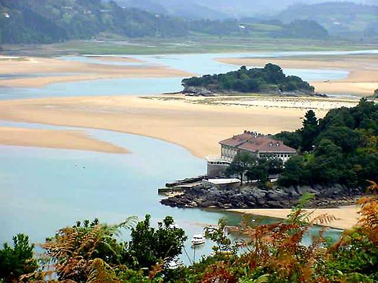 The Biosphere Reserve of Urdaibai